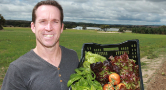 Wide Open Agriculture: Dr Ben Cole