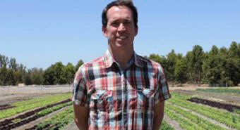 Wide Open Agriculture managing director, Dr Ben Cole describes the companies plans for WA's Wheatbelt