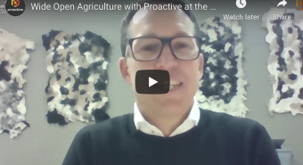 Wide Open Agriculture with Proactive at the ASX Small and Mid-Cap Conference 2020